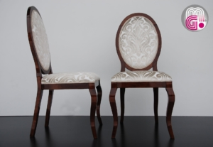 Krzesło Clasic Glamur