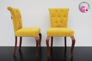 Krzesło Kołatka Glamur