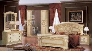 Sypialnia Aida