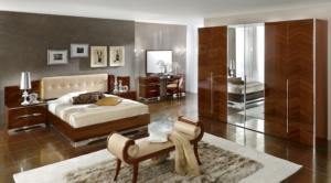 Sypialnia Matrix