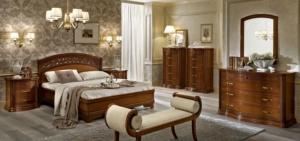 Sypialnia Torriani Noce