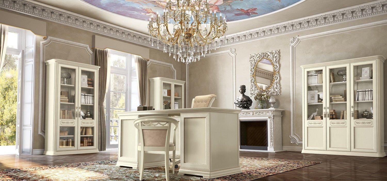 Torriani Office Ivory