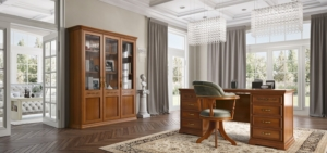 Torriani Office Walnut